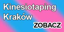 Kinesiotaping Kraków